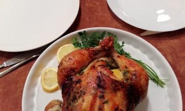 Kurczak pieczony