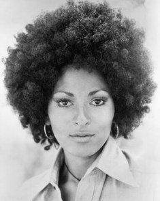 """Pamela Suzette """"Pam"""" Grier is an American actress. She became famous in the early 1970s after starring in a string of moderately successful women in prison and blaxploitation films like The Big Bird Cage (1972), Coffy (1973), Foxy Brown (1974) and Sheba Baby (1975)."""