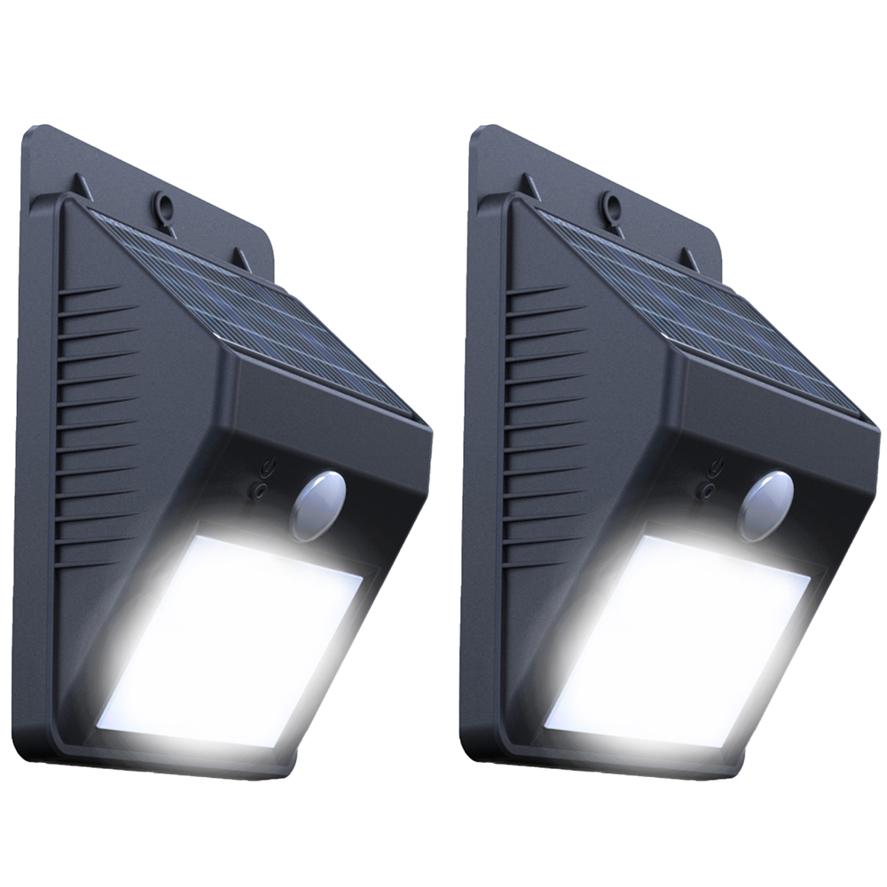 Solar Powered Sconce Lights