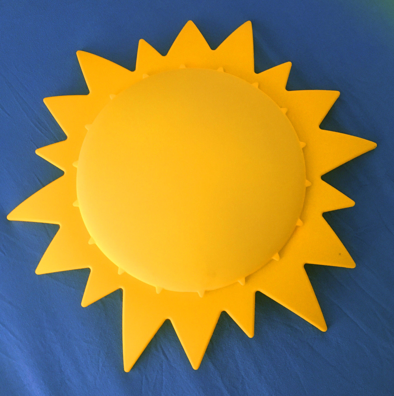 Sun Ceiling Light