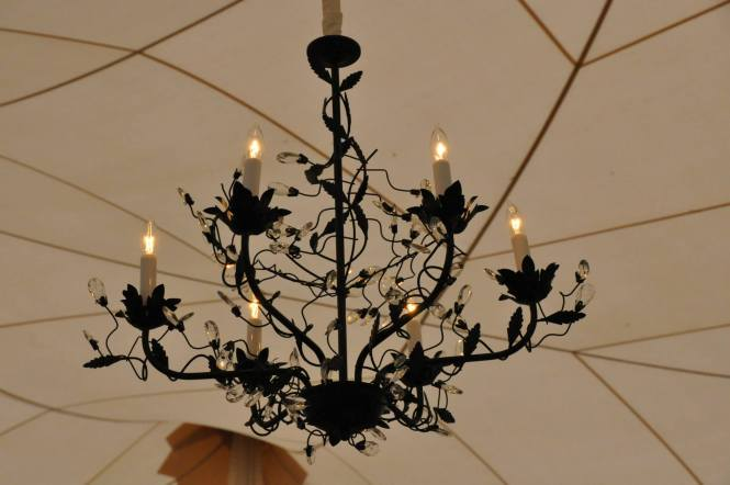 10 Options Of Wrought Iron Ceiling Lights