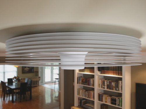 Remote Ceiling Fan Led Light