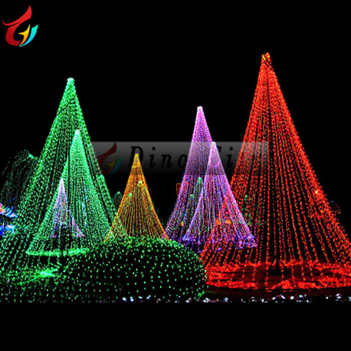 Lazer Christmas Lights