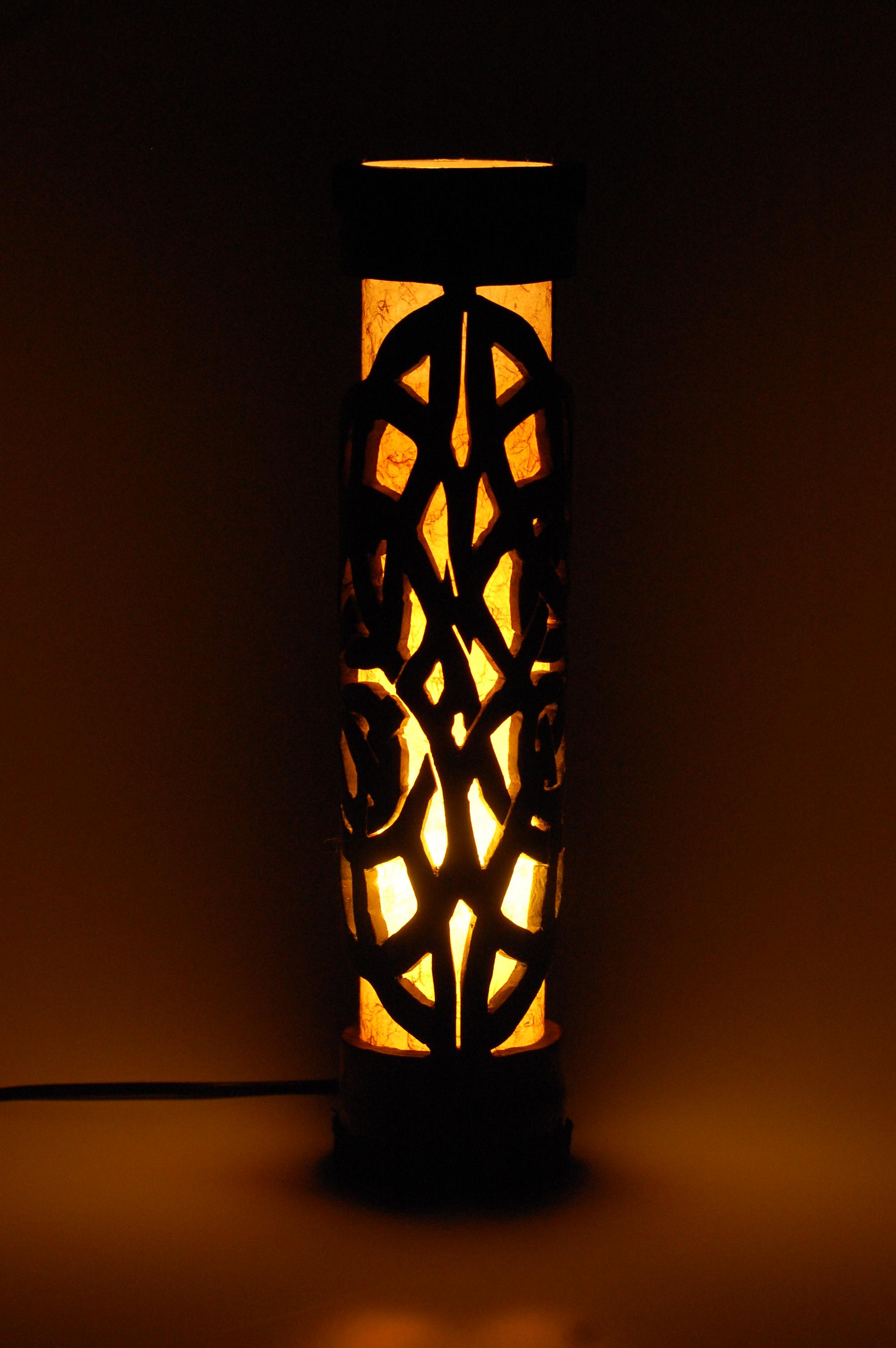 Bamboo Table Lamp 10 Reasons To Buy Warisan Lighting