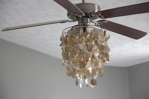 Chandelier Ceiling Fan Light Photo 5