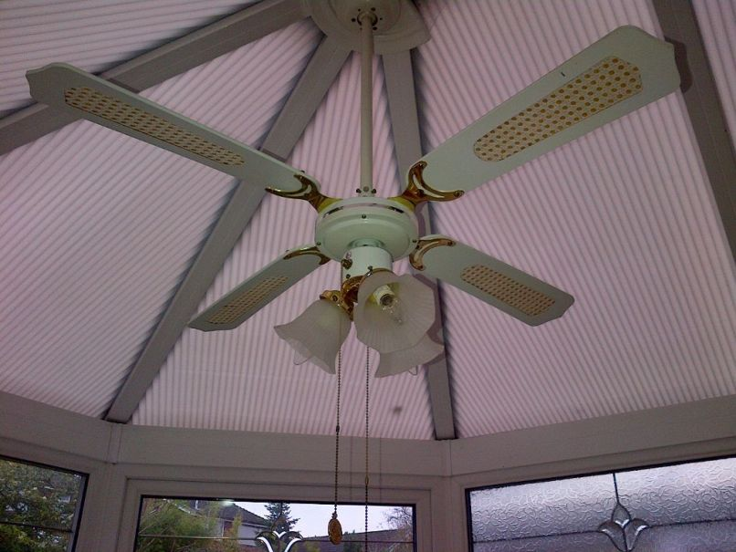 10 Adventages Of Conservatory Ceiling Fans Warisan Lighting