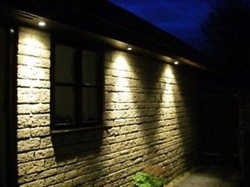 led outdoor soffit lighting