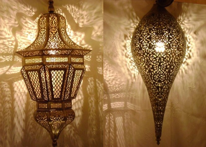 Get Moroccan Lamps To Bring The Oriental Magic Your Room