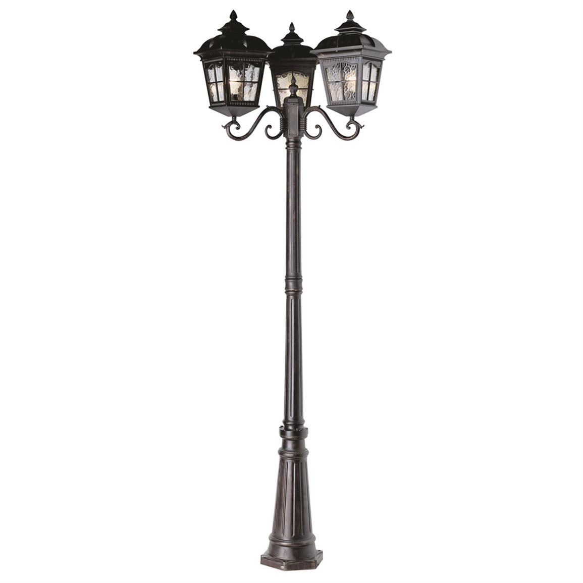 Top 10 Outdoor Pole Lamps