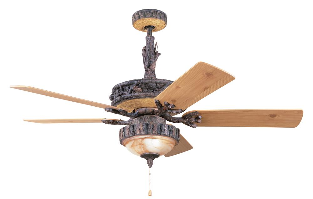 Rustic Ceiling Fans Lights