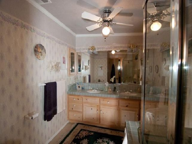 bathroom ceiling fans - bathroom design