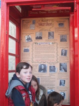 Notables of Warley Parish