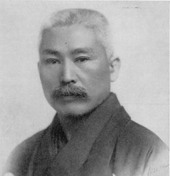 Ryōhei Uchida- founder of The Black Dragon Society