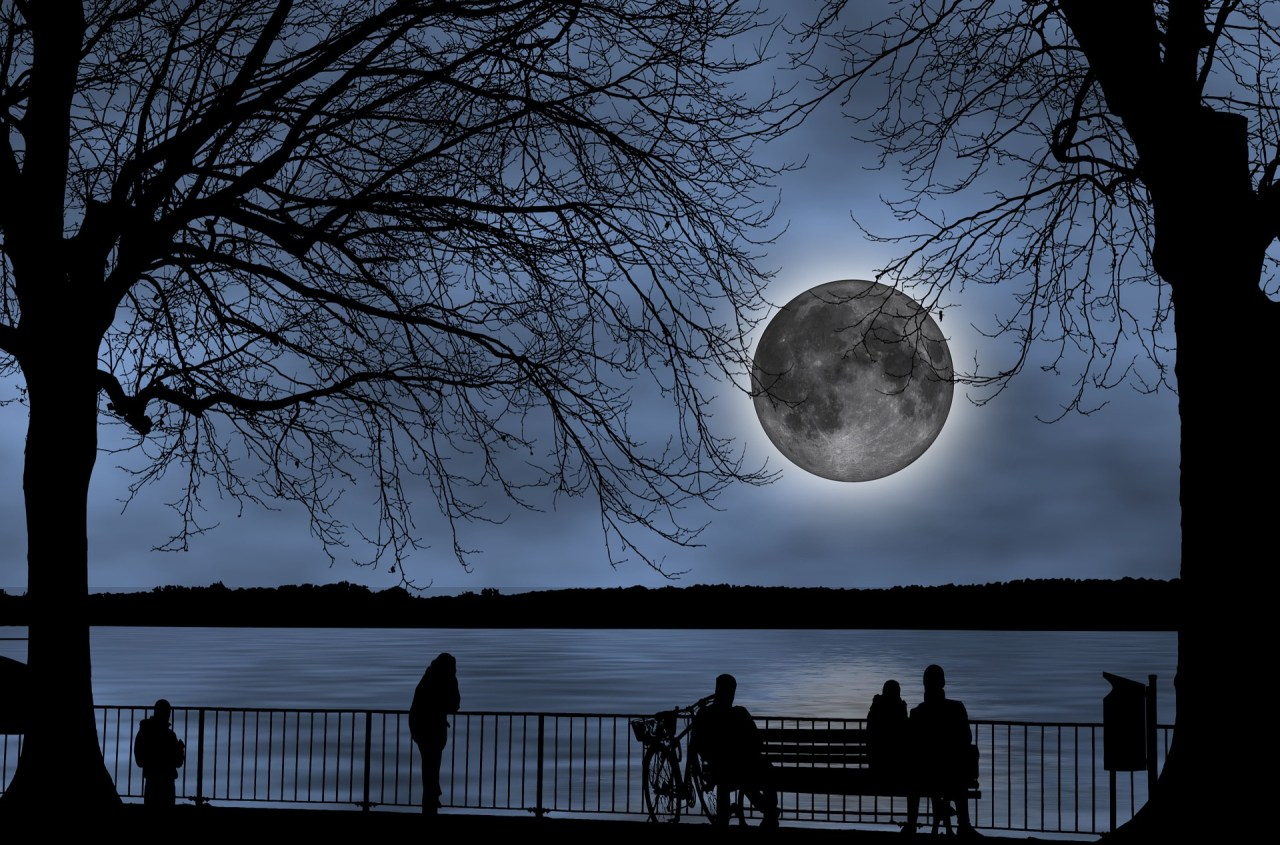 Full Moon In Taurus October 31st 2020