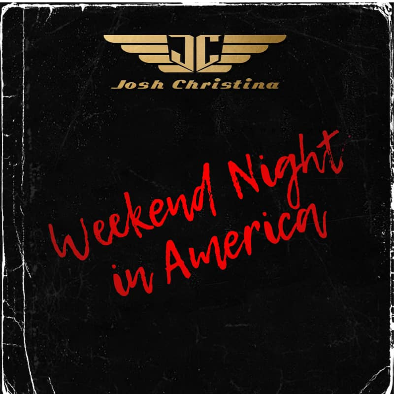 Weekend Night In America by Josh Chrstina