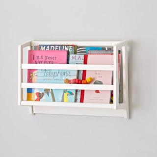 Land of Nod Wall Book Bin