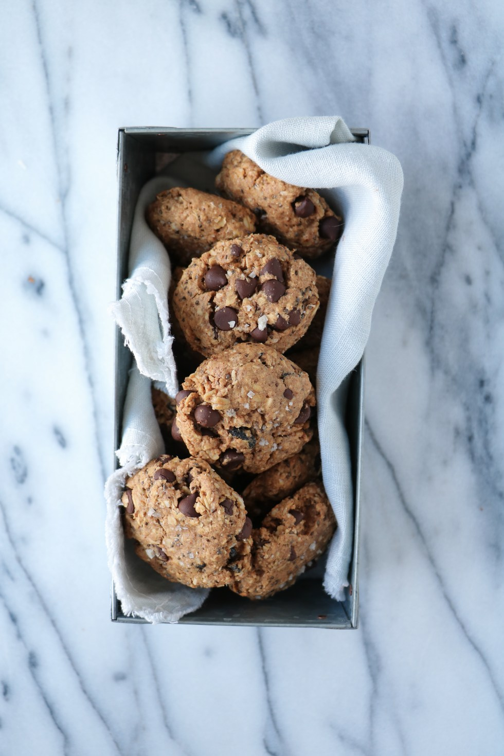 Oatmeal Spelt Chocolate Chip Cookies-7539-1