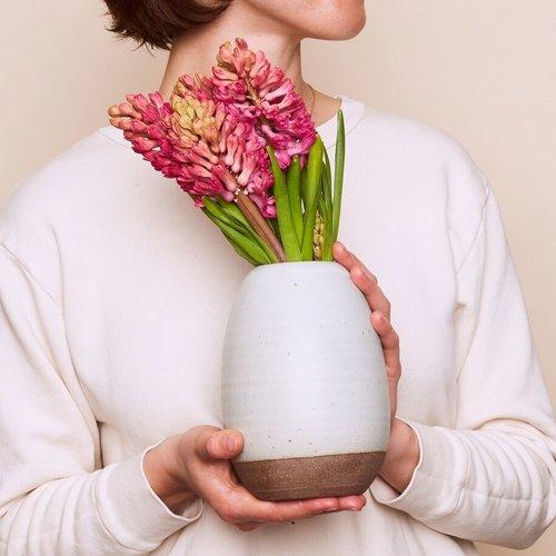 East Fork Pottery Large Egg Vase