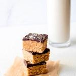 Crunchy Peanut Butter Chocolate Quinoa Bars — warmandrosy.com