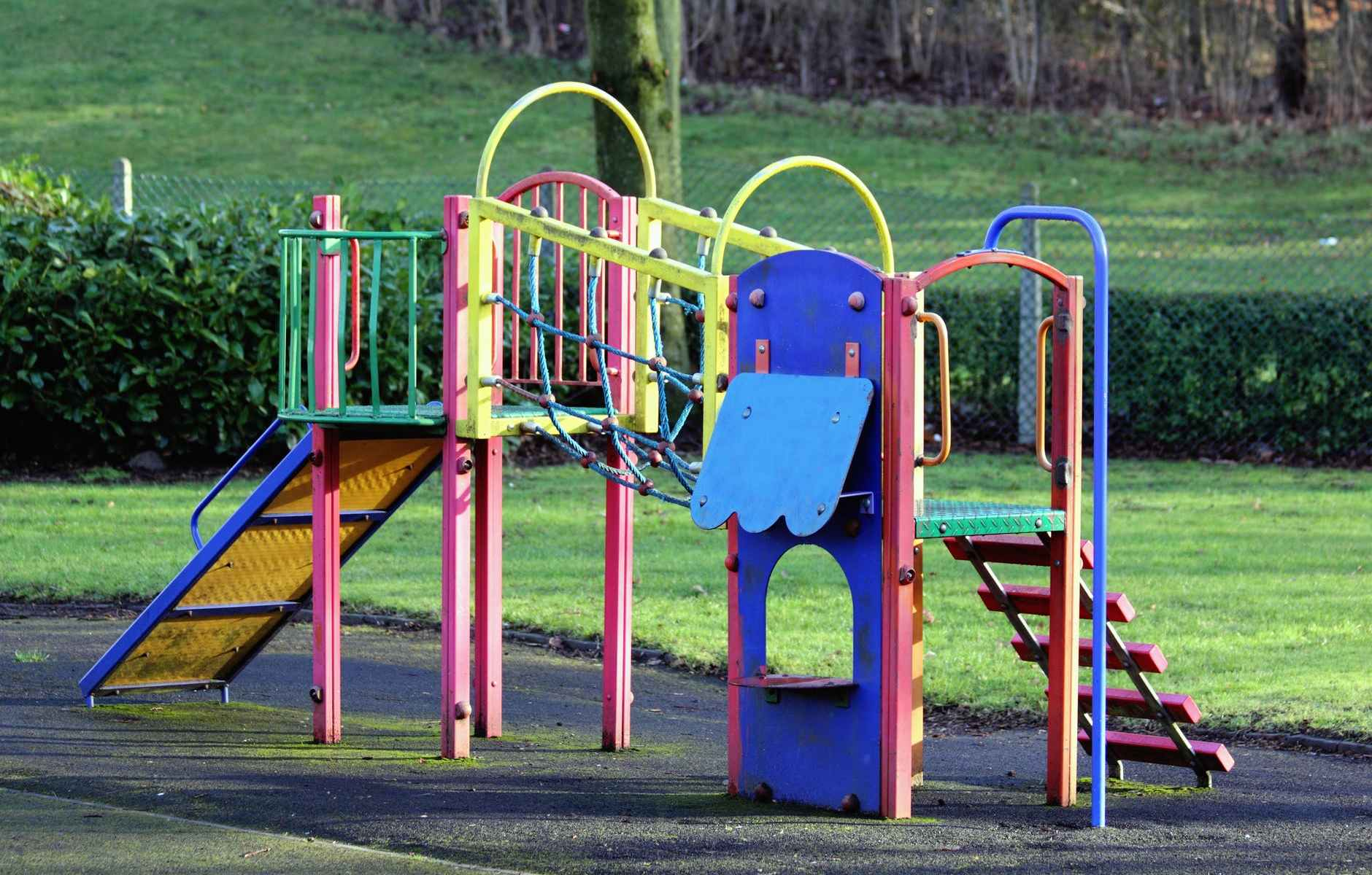 Buying a Home Playground for Your Kids