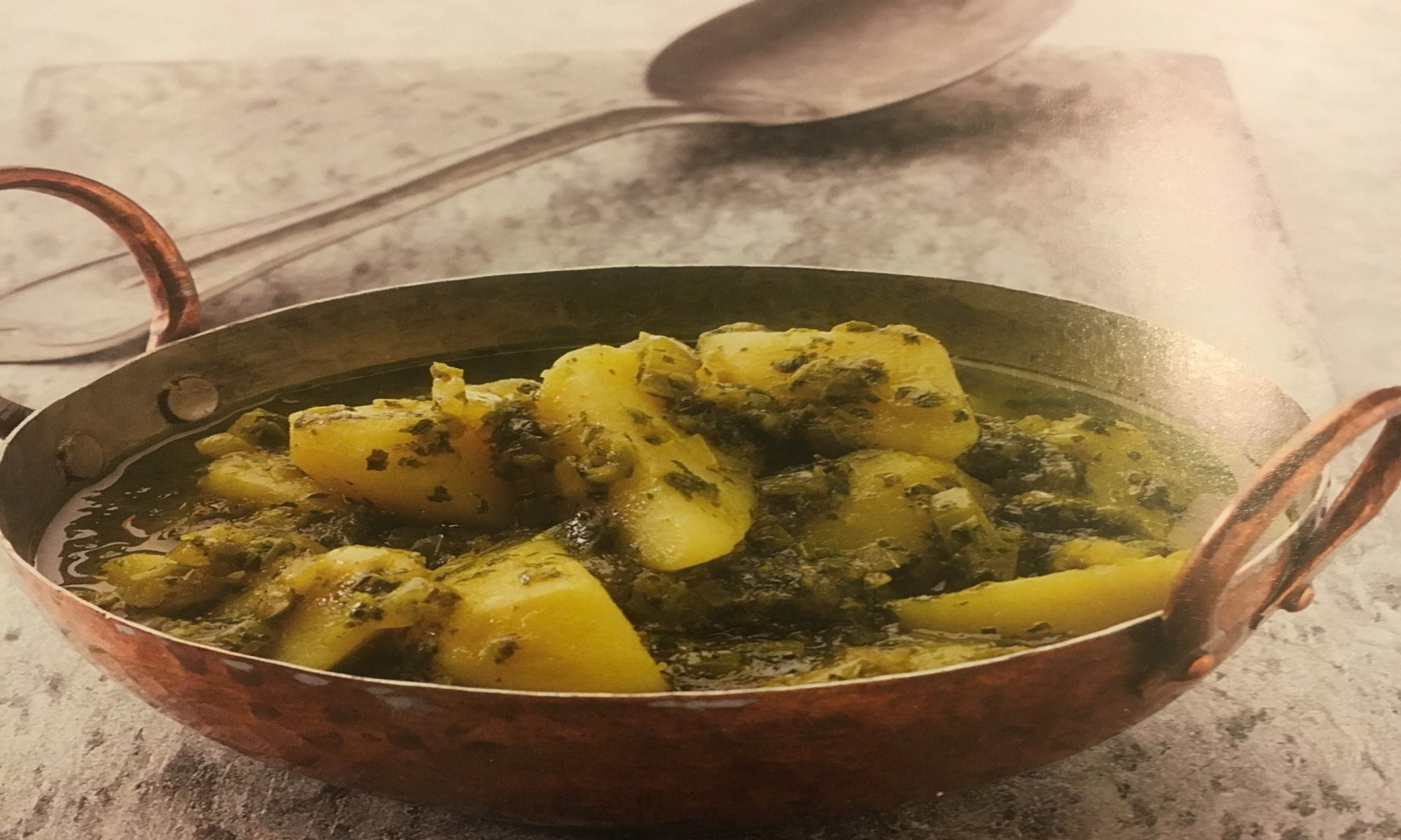 Baltic potatoes recipe