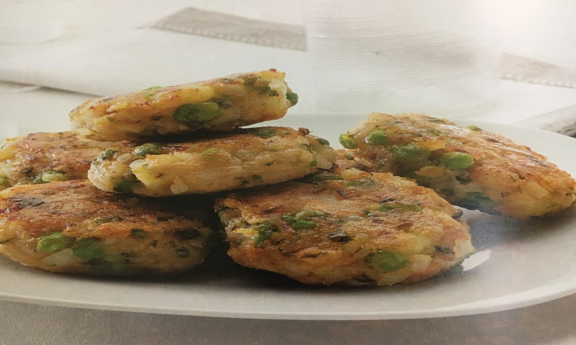 coriander potato recipe