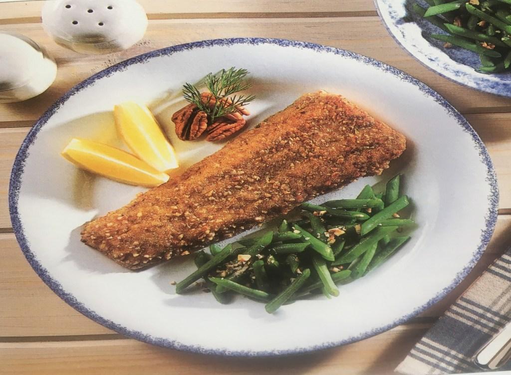 Pecan Fried Catfish