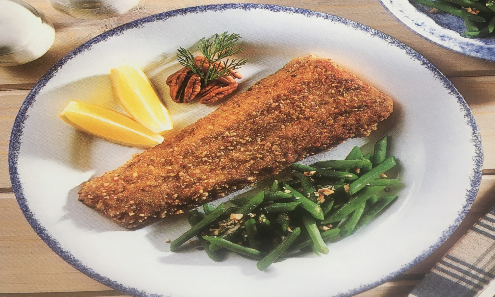 Pecan Fried Catfish