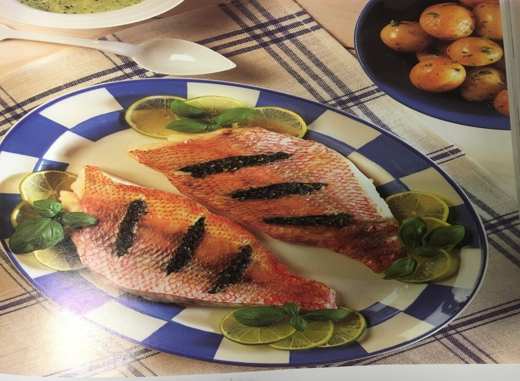 Herb Fish