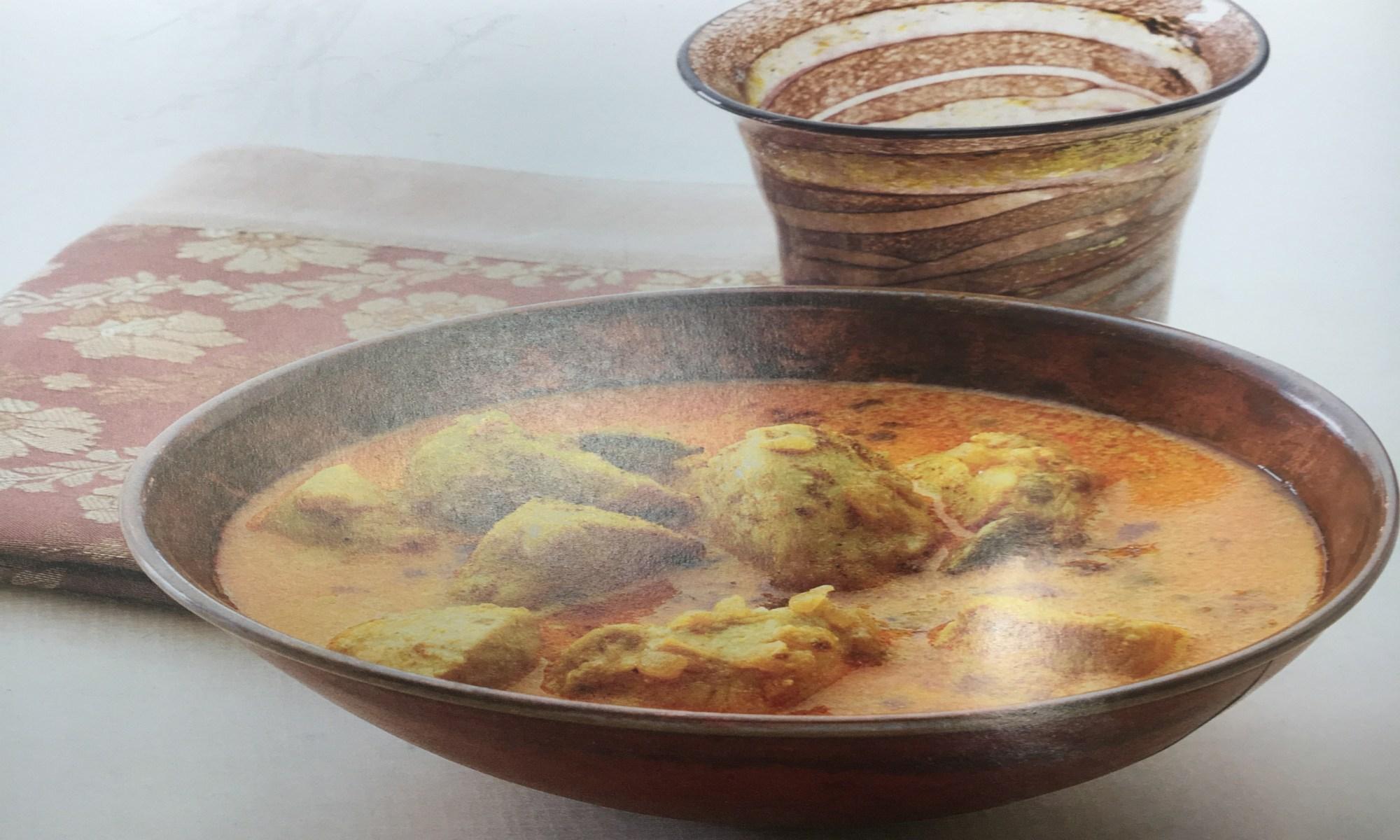 warm and tote creamy chicken curry recipe