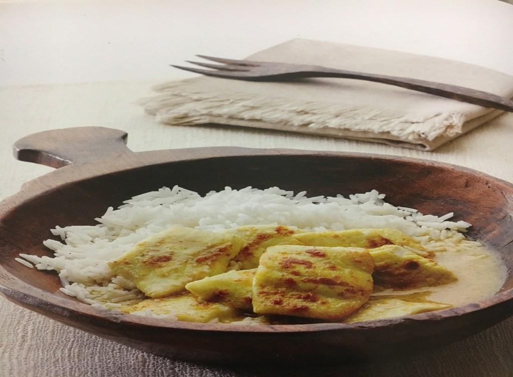 Warm and Tote White Fish Recipe