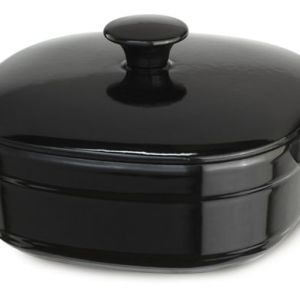KitchenAid® Streamline Cast Iron 3-Quart Casserole