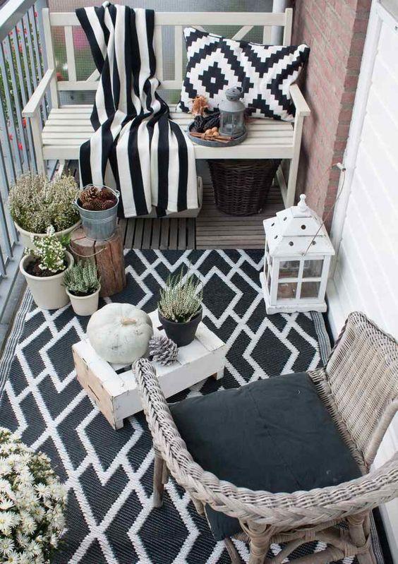 19 Fabulous Small Patio And Balcony Ideas