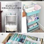 15 Creative Nursery Organizing Ideas Making The Baby Room Look Beautiful