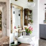 22 Farmhouse Mirror Ideas That Stick To Rustic And Chic At The Same Time