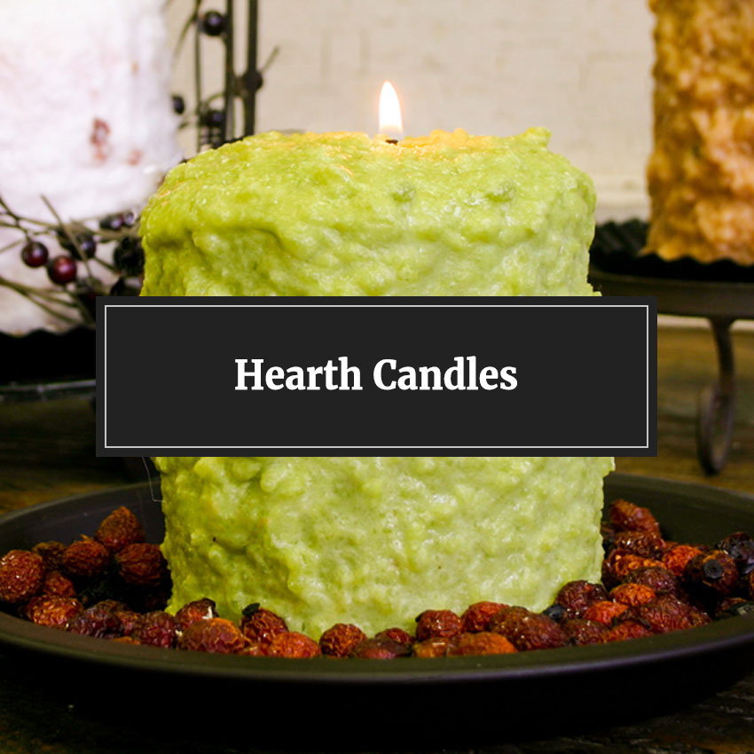 Hearth Candles