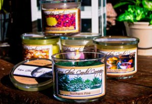 Warm Glow Jar Candles