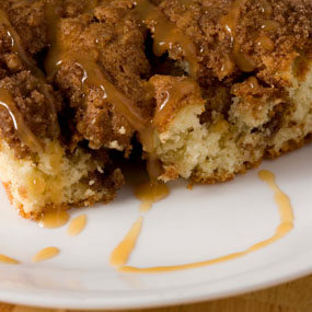 Caramel Coffee Cake Scented Melt