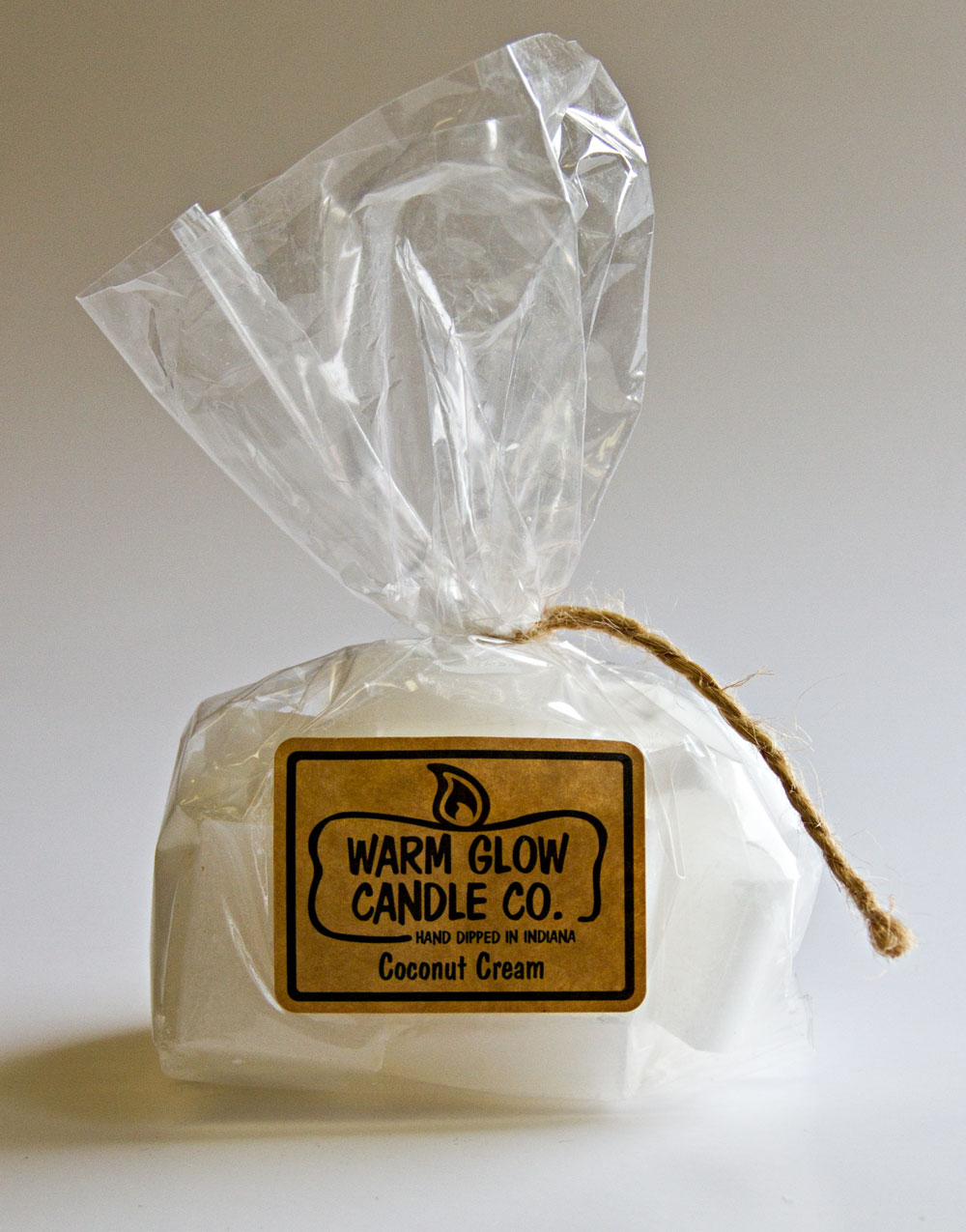 Coconut Cream Warm Glow Scented Wax Chips