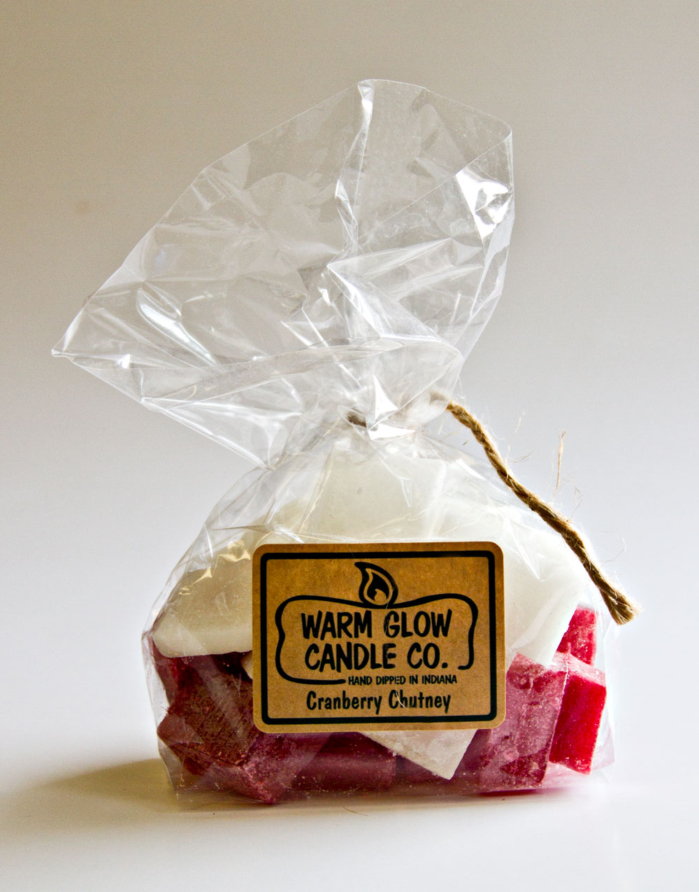 Cranberry Chutney Warm Glow Scented Wax Chips