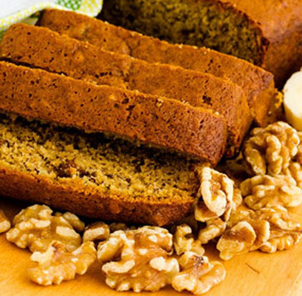 Banana Nut Bread 3 Pack Votive Candles