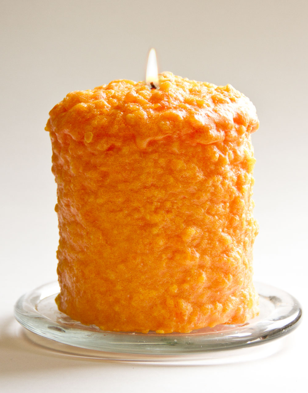 Orange Cranberry Hearth Candle