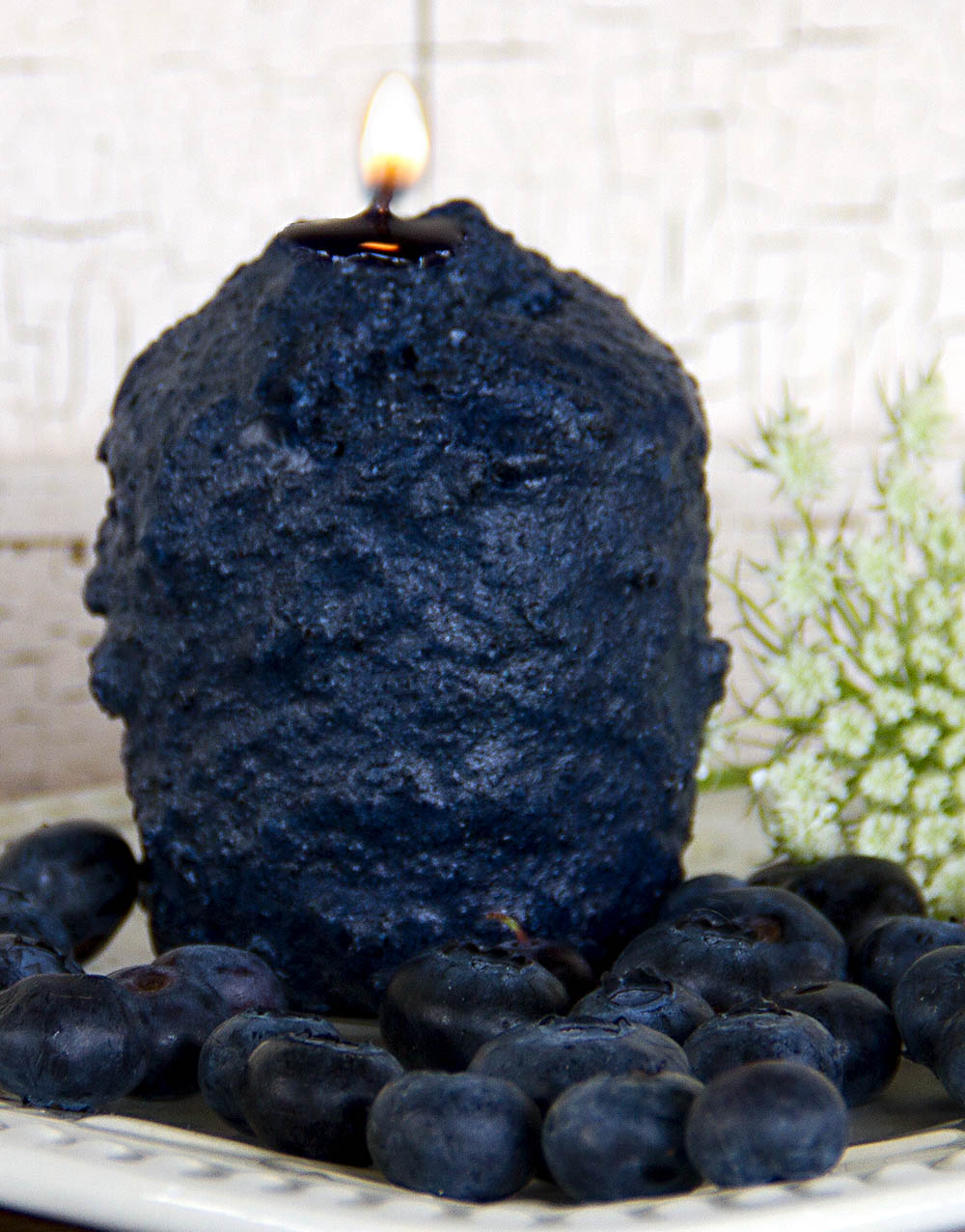 Blueberry Cobbler Oversized Votive