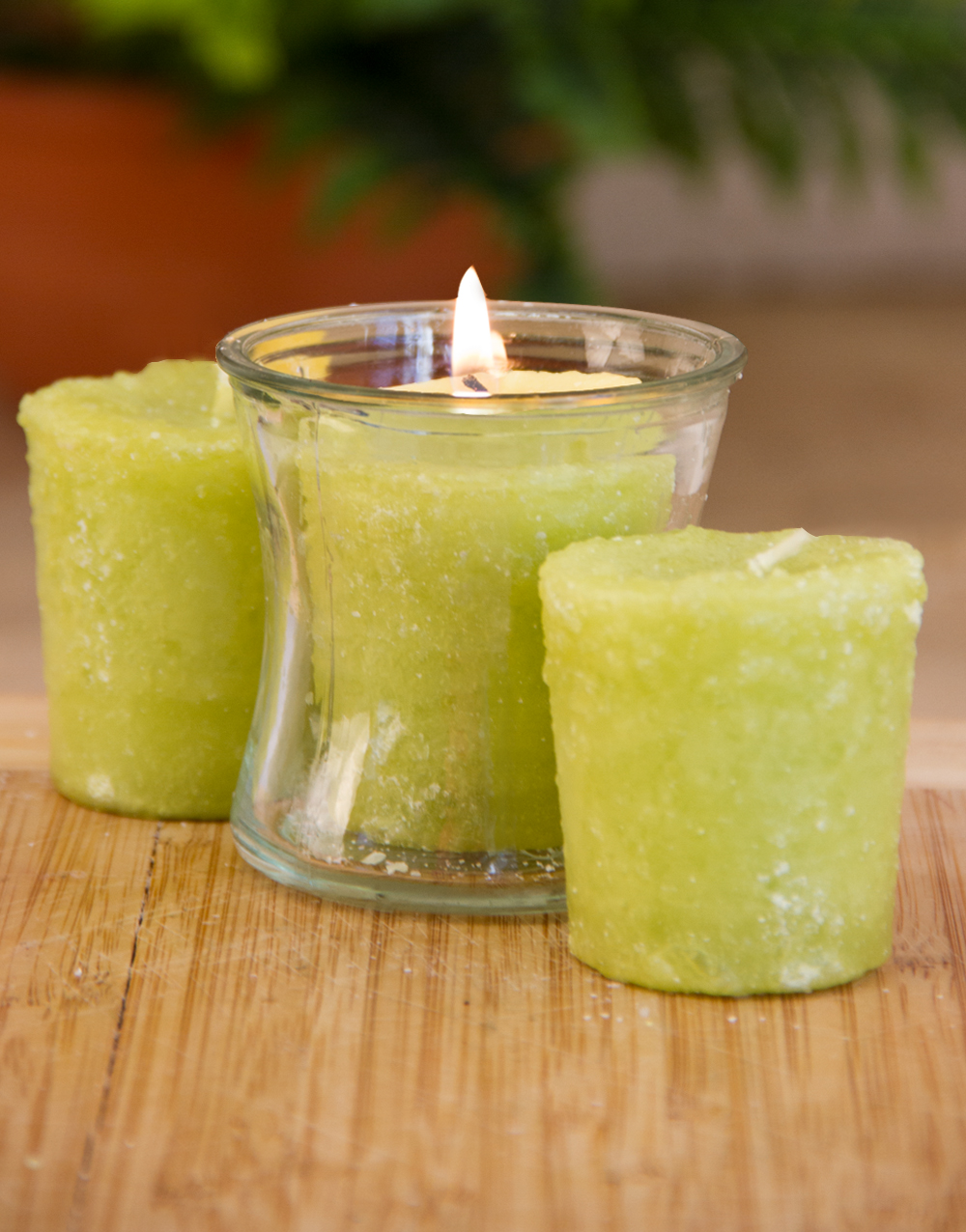 Brandied Pear 3 Pack Votive Candles