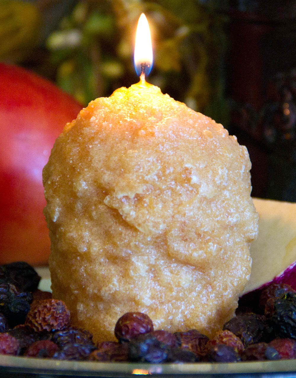Hot Apple Butter Oversized Votive