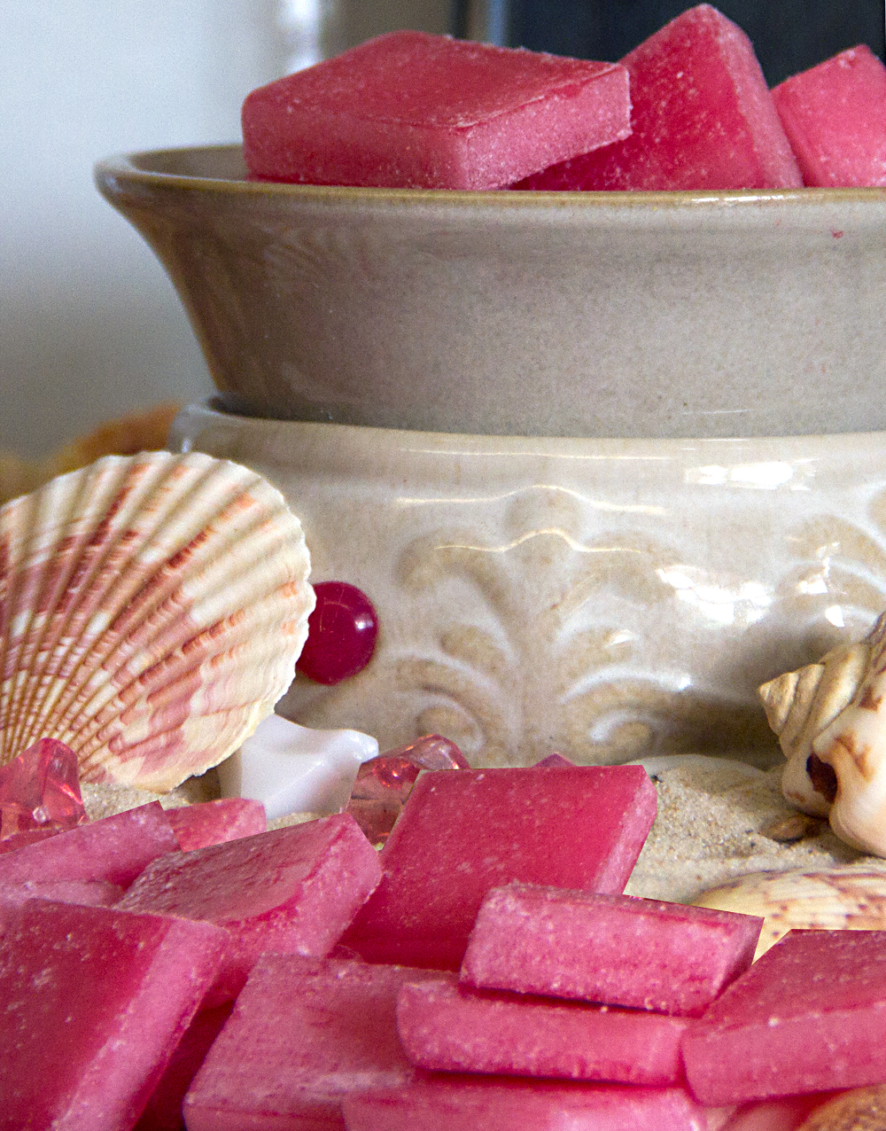 Pink Coral Scent Chips
