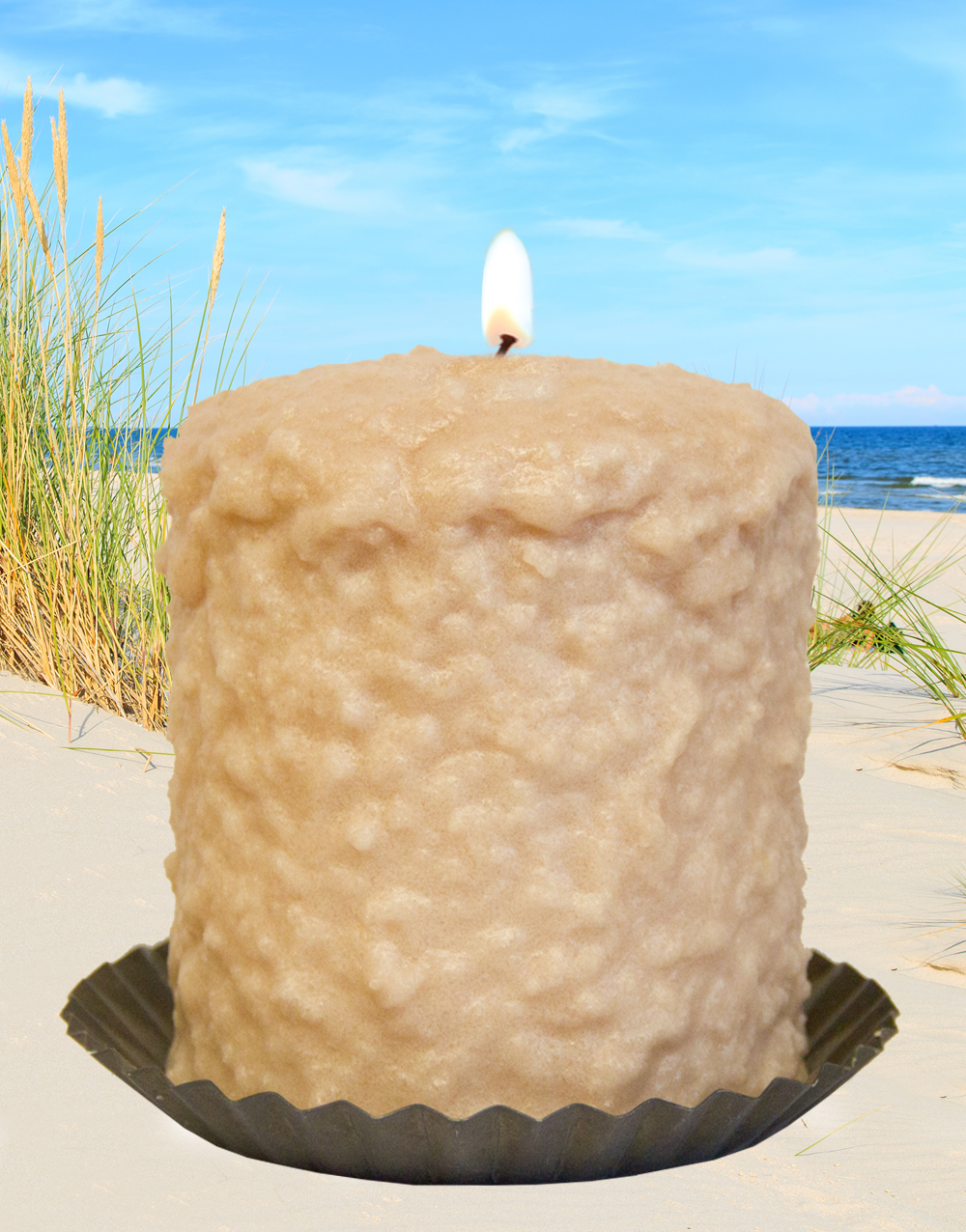 Summer Sands Hearth Candle