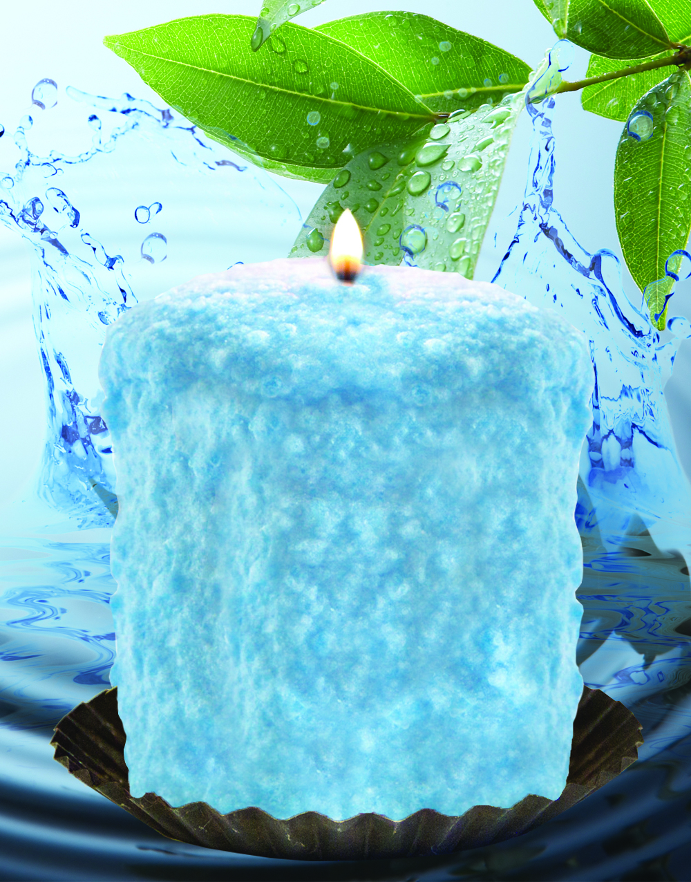 Tranquility Hearth Candle