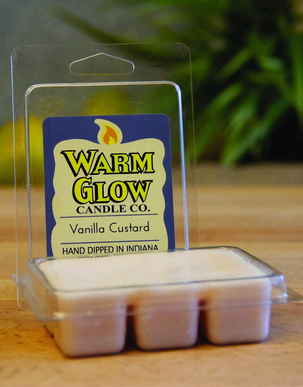 Vanilla Custard wax melts