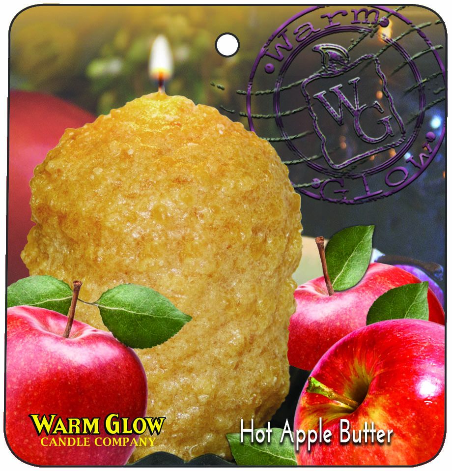 Car / Air Freshener Hot Apple Butter